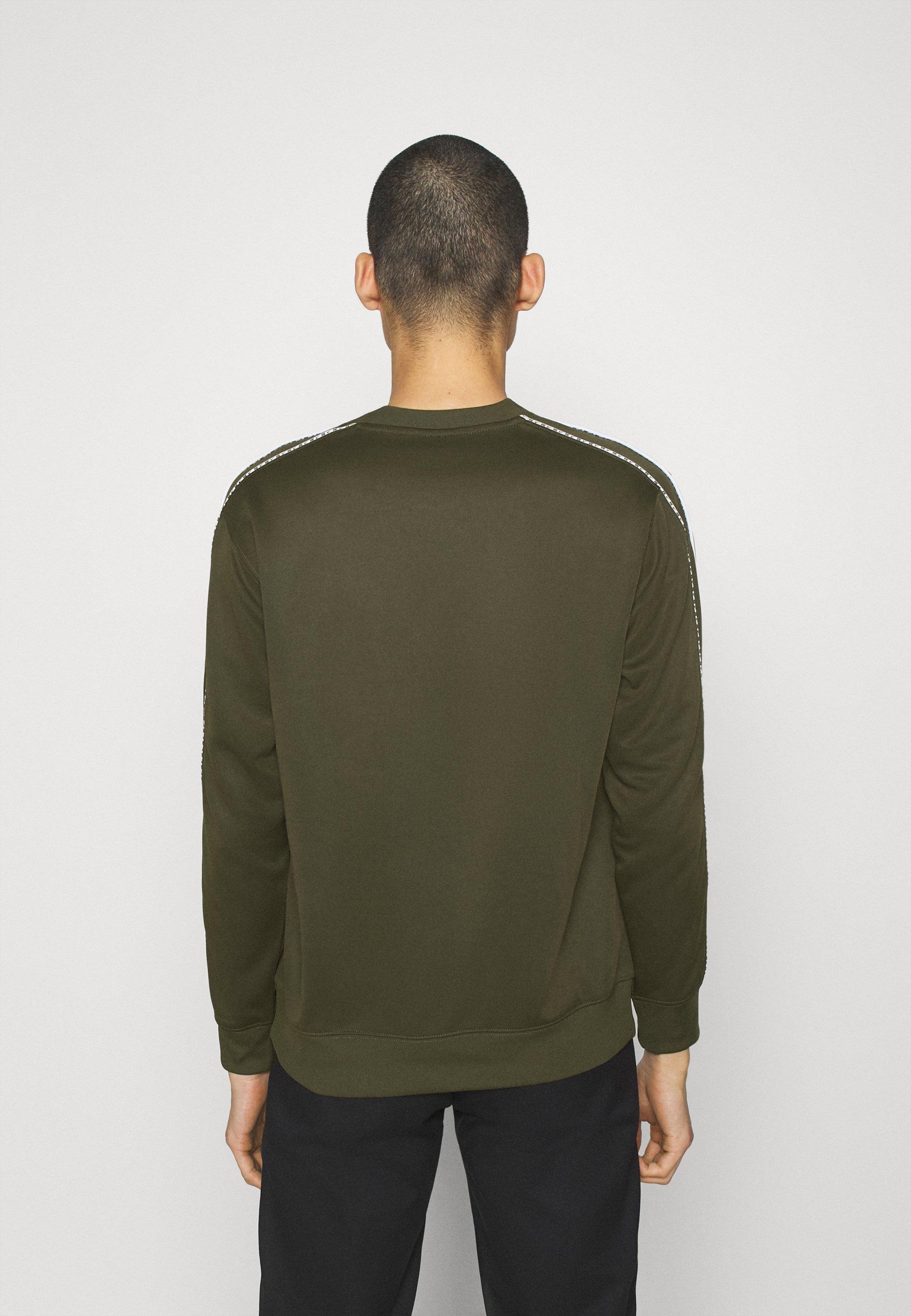Nike Sportswear Sweatshirt - cargo khaki/oliv - Herrenwinterkleidung dO6EV