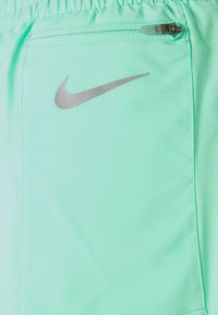 Nike Performance - TEMPO LUXE SHORT  - Sports shorts - green glow/neptune green - 2