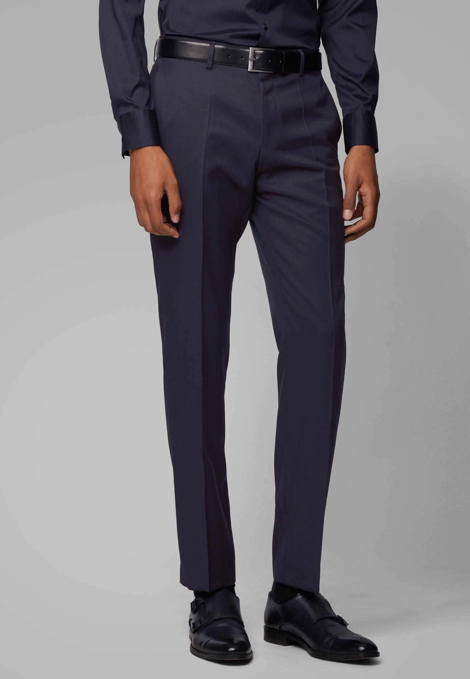 Homme GENIUS5 - Pantalon de costume
