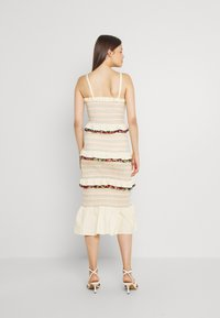 Never Fully Dressed - POM POM RAINBOW DRESS - Day dress - multi coloured - 2