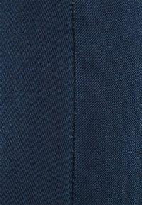 Zizzi - LONG AMY - Jeans Skinny Fit - dark blue - 2
