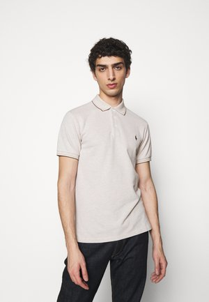 SHORT SLEEVE - Poloshirt - expedition dune