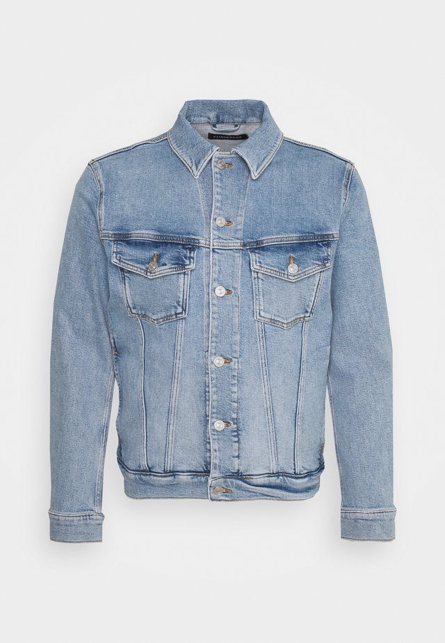 RAN SKY WASH JACKET - Giacca di jeans - light blue