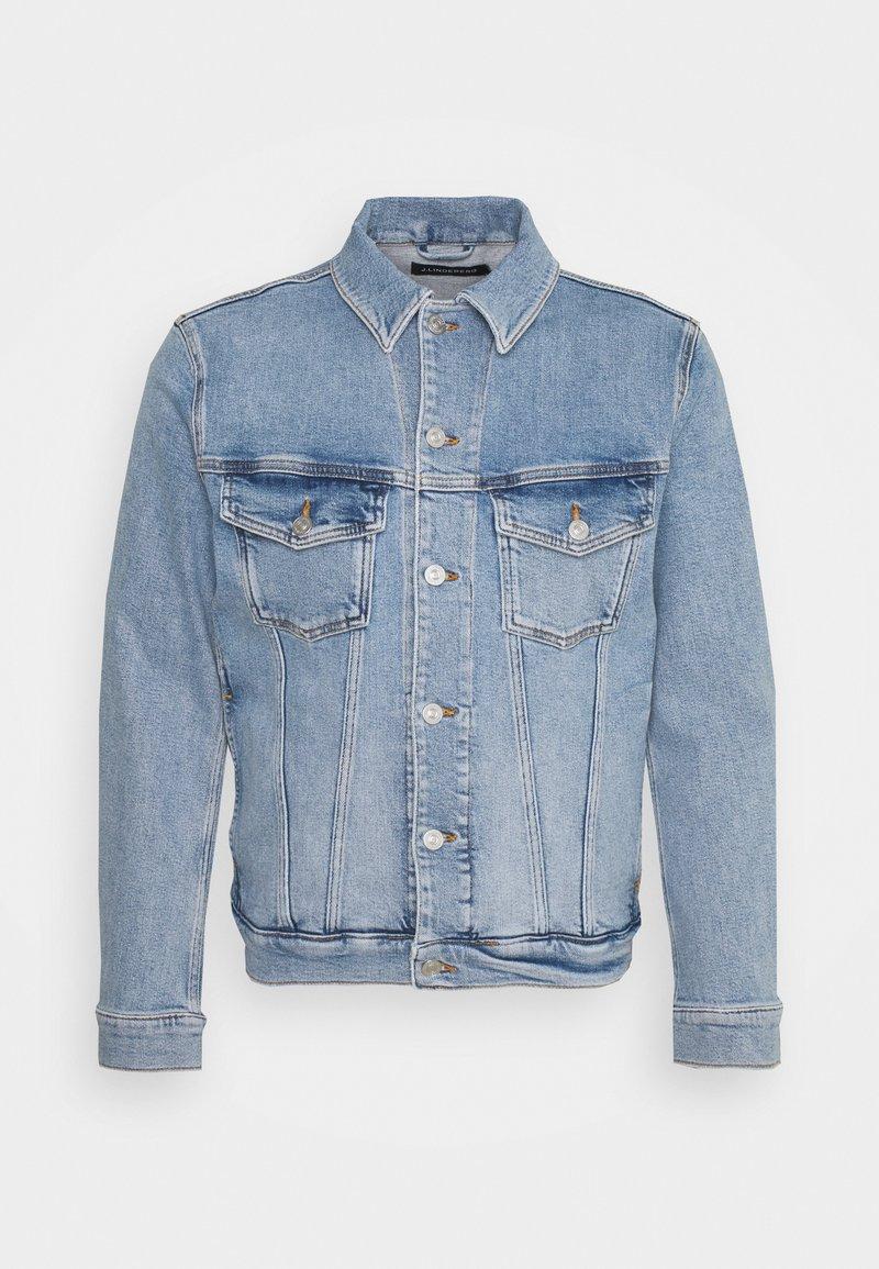J.LINDEBERG - RAN SKY WASH JACKET - Giacca di jeans - light blue