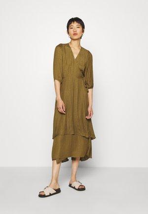 BIBBI - Day dress - military olive