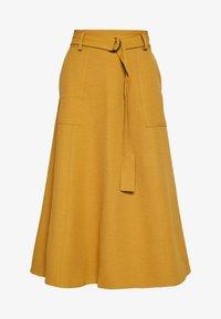 Gestuz - LIYA SKIRT - A-line skirt - bone brown - 3