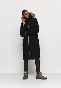 Icepeak - BRILON - Winter coat - black - 0