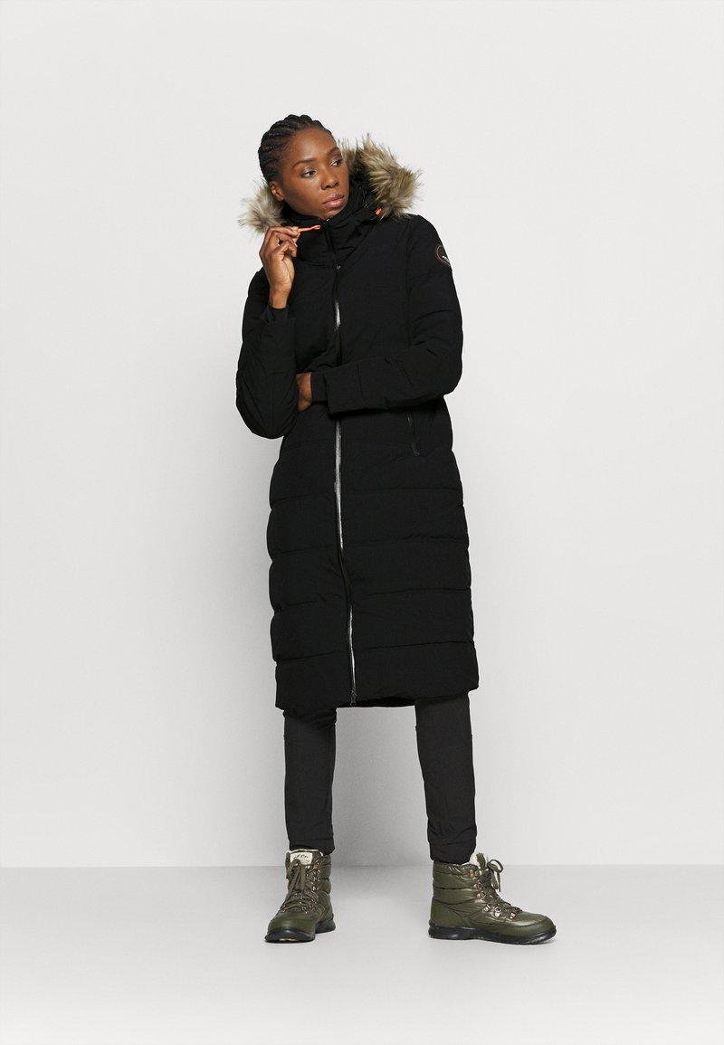 Icepeak - BRILON - Winter coat - black