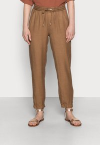 Opus - MABOU - Trousers - maple - 0