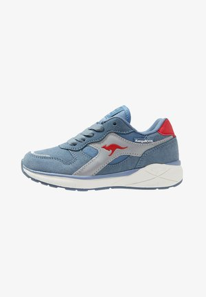 ROOSKICKX KIROO - Trainers - faded blue/fiery red