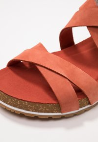 Timberland - MALIBU WAVES ANKLE - Sandals - rust - 2