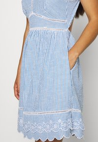 Superdry - GIA CAMI DRESS - Day dress - blue - 5