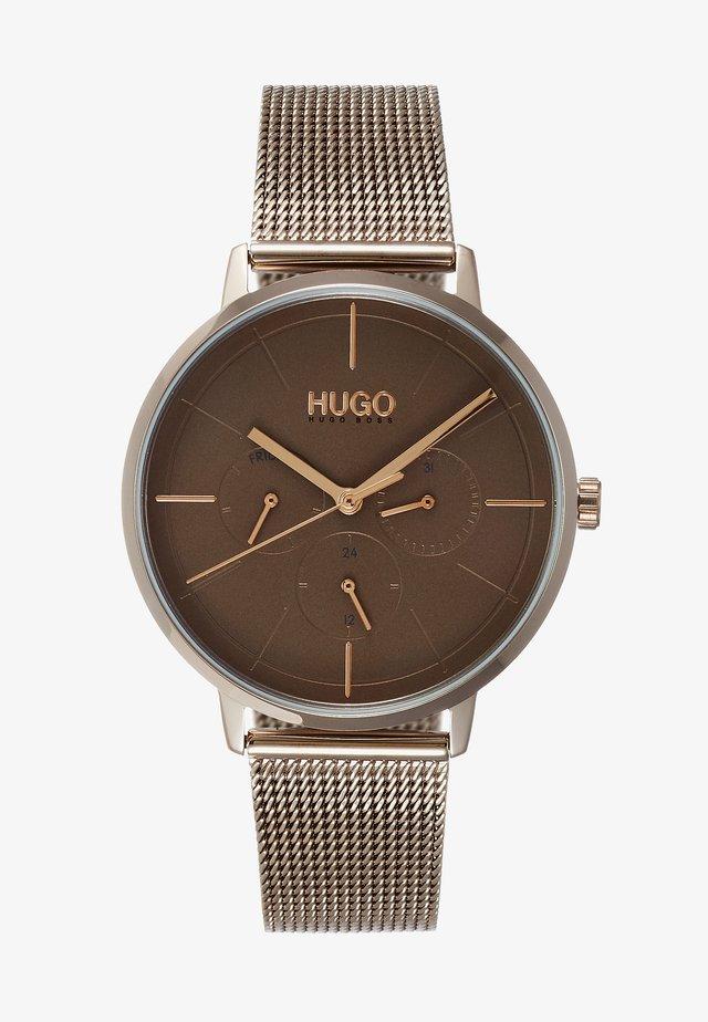 EXPRESS - Horloge - gold-coloured