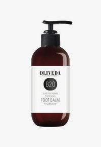 Oliveda - FUSSBALSAM SOFTENING - Crème pieds - - - 0