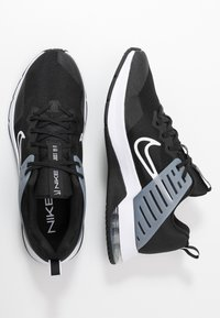 Nike Performance - AIR MAX ALPHA TRAINER 3 - Scarpe da fitness - black/white/wolf grey - 1