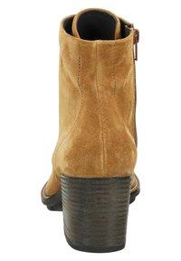 Paul Green - Ankle boots - cognac-braun 027 - 4
