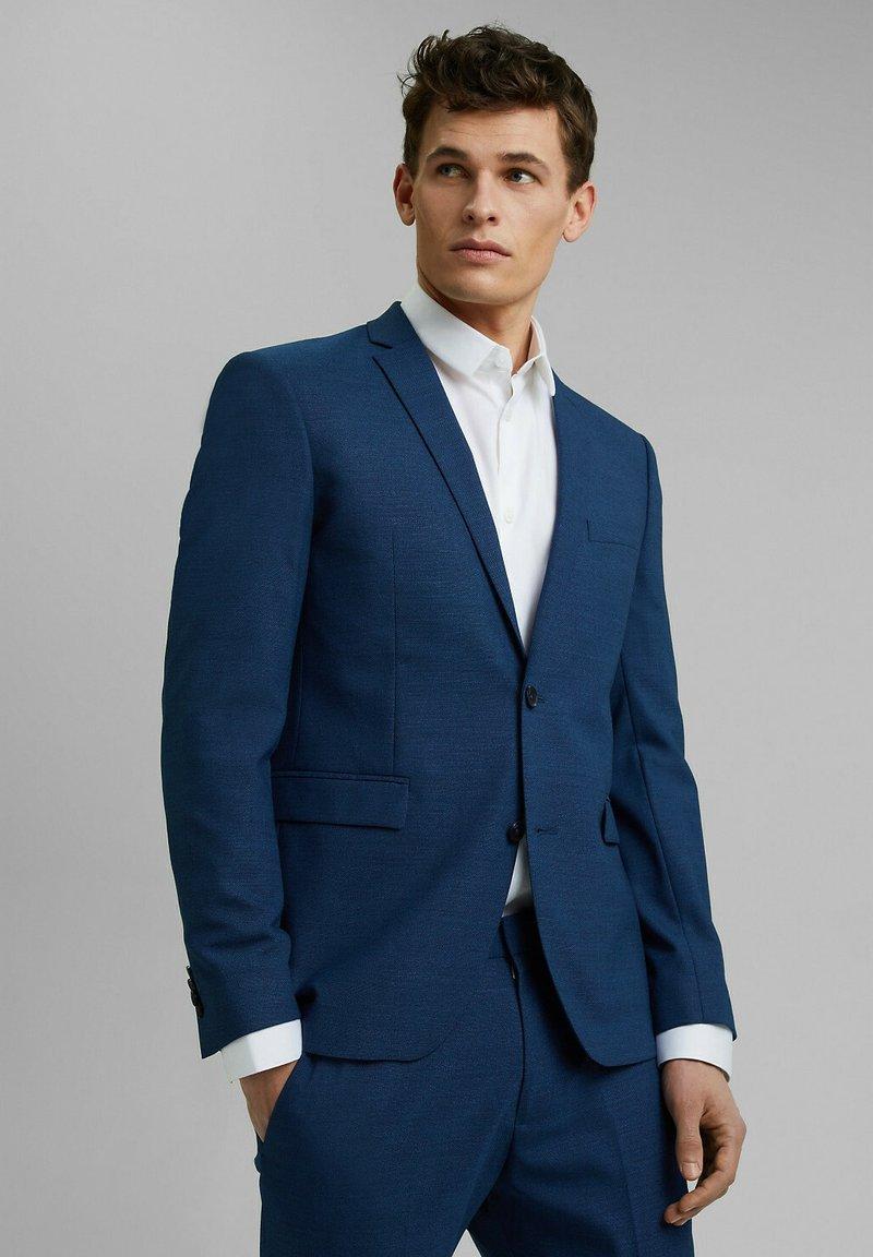 Esprit Collection - Blazer jacket - blue