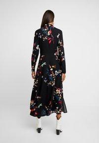 Mavi - PRINTED DRESS - Skjortekjole - black - 3
