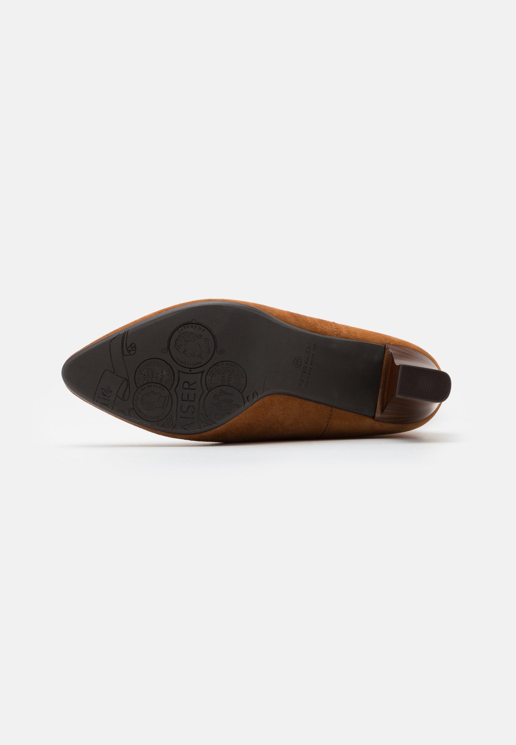 Peter Kaiser Monja - Stiefel Peanut/cognac