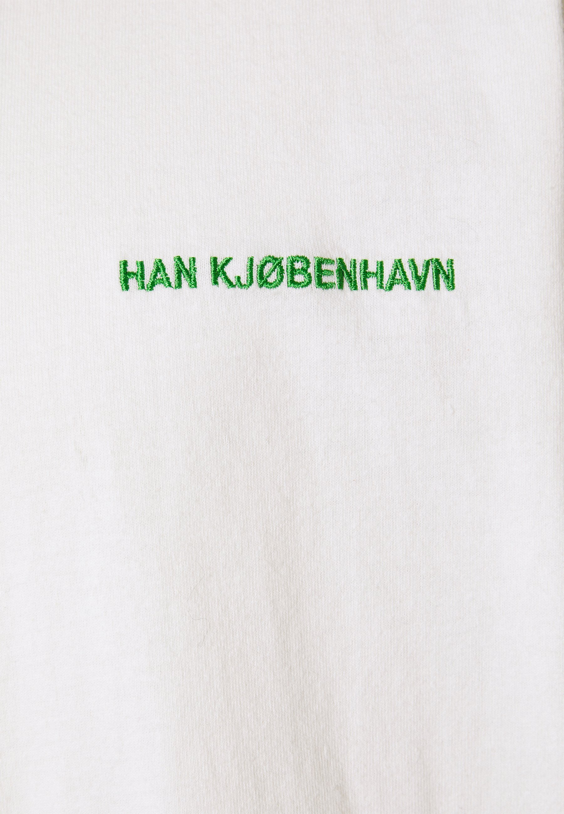 Han Kjobenhavn BOXY TEE - T-shirt basique - off-white