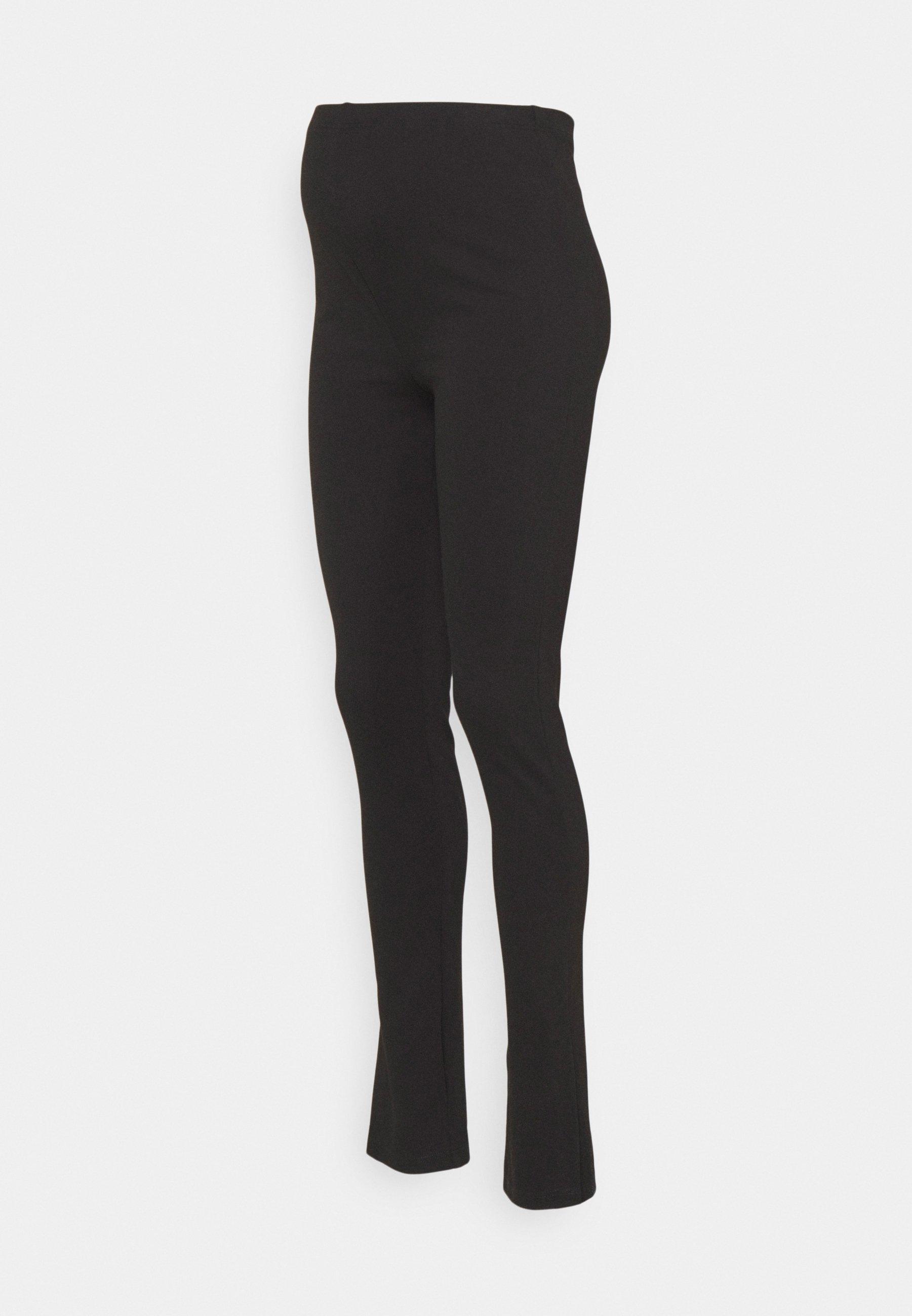 Women MLELAINE SLIT - Leggings - Trousers