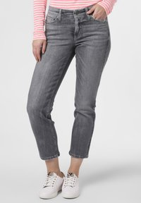 Cambio - Slim fit jeans - silber - 0