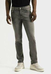 camel active - Straight leg jeans - grey - 0