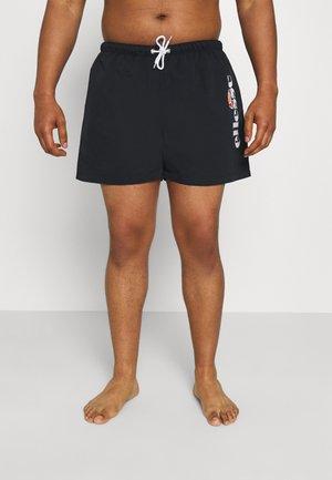 SOMBRO - Shorts da mare - black
