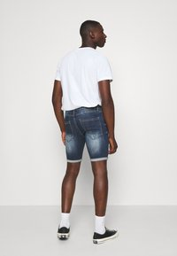 Kings Will Dream - STALHAM  - Jeans Shorts - blue - 2