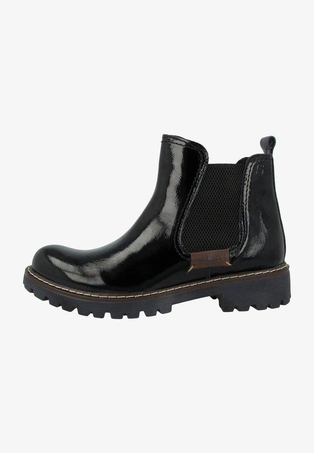 Korte laarzen - black combi