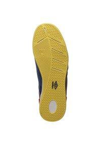 Umbro - CHALEIRA II PRO - Indoor football boots - deep surf / golden kiwi / toreador - 4