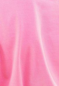 Bershka - Jednoduché triko - pink - 5
