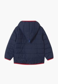Finkid - VANUKAS UNISEX - Winter jacket - navy/red - 1