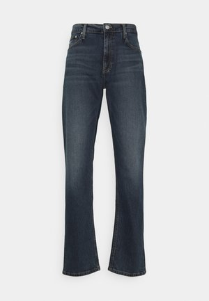 ETHAN RLXD STRGHT - Relaxed fit jeans - denim dark