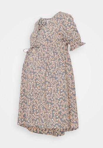 PCMCINDY DRESS  - Day dress - blue