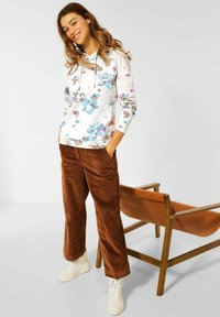 Cecil - Long sleeved top - weiß - 2