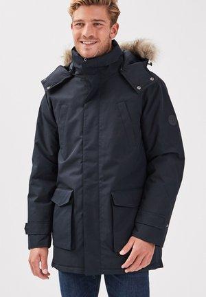Winter coat - bleu marine