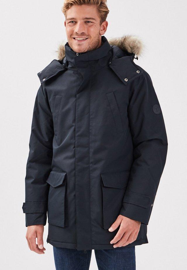 Abrigo de invierno - bleu marine