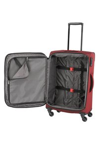 Travelite - Wheeled suitcase - red - 4