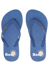 Roxy - VIVA STAMP - T-bar sandals - baja blue - 2