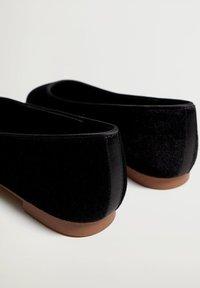 Mango - ANETTE - Ballet pumps - zwart - 4