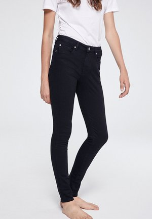 TILLY - Slim fit jeans - rinse black