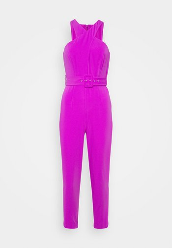 Overall / Jumpsuit - pink