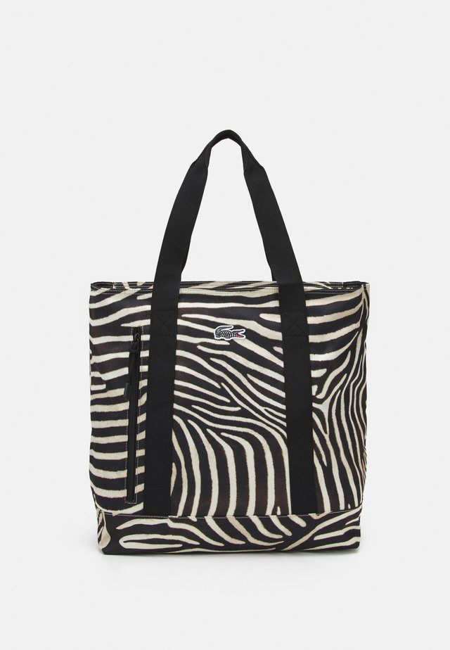 Tote bag - black/white