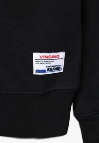 Vingino - OKAY - Zip-up hoodie - deep black - 3