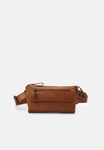 Bum bag - cognac