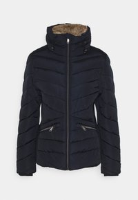 TOM TAILOR - WINTERLY PUFFER JACKET - Winter jacket - sky captain blue - 0