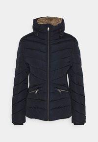 WINTERLY PUFFER JACKET - Winter jacket - sky captain blue