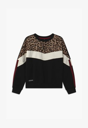 GIRLS LEO - Sweatshirts - schwarz