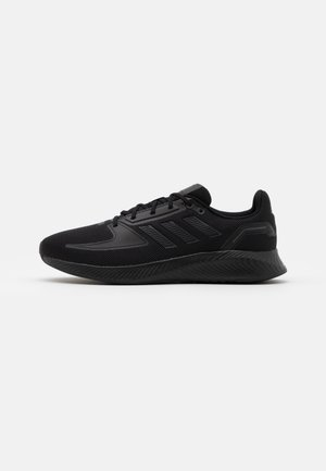 RUNFALCON 2.0 - Obuwie do biegania treningowe - core black/grey six